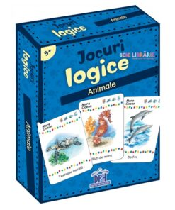 Animale. Jocuri logice