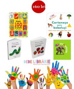 asocieri pentru bebelusi 1-2 ani-carti cartonate