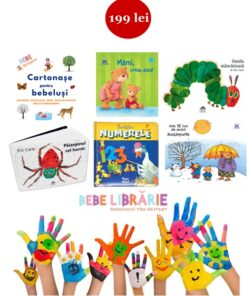 carti cartonate pentru bebelusi 1-2 ani