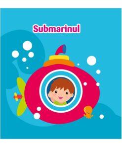 submarinul. carticica mea de baie