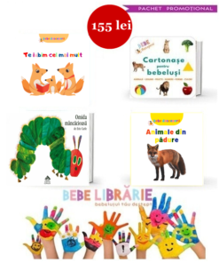 carti pentru bebelusi 0-2 ani