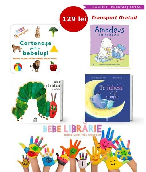 carti pentru bebelusi 0-18 luni