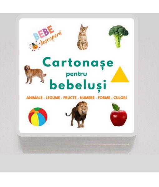 Cartonase Pentru Bebelusi 20 De Jocuri Distractive