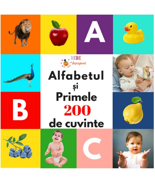 alfabetul si primele 200 de cuvinte