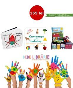carti pentru copii 0-4 ani