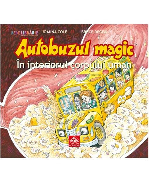 autobuzul magic. in interiorul corpului uman