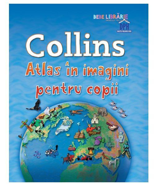 collins atlas in imagini pentru copii
