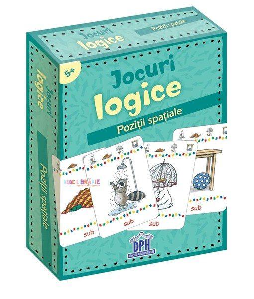 jocuri logice - pozitii spatiale