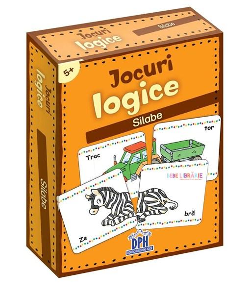 jocuri logice – silabe