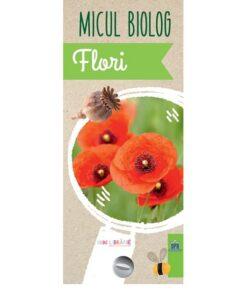 micul biolog flori