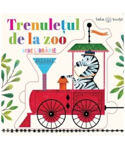 Trenuletul de la Zoo.Bebe invata.Puzzle