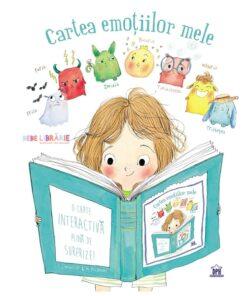 cartea emotiilor mele