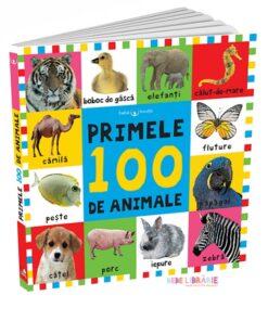 Primele 100 de animale. Bebe invata