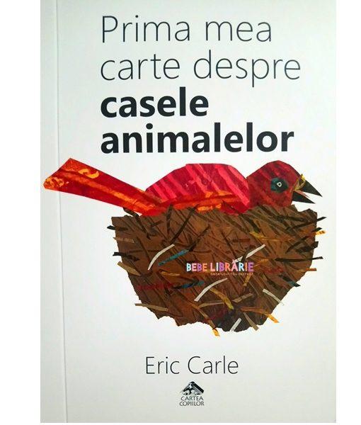 prima mea carte despre casele animalelor