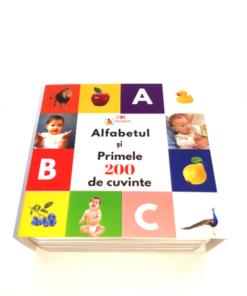 Alfabetul si primele 200 de cuvinte a