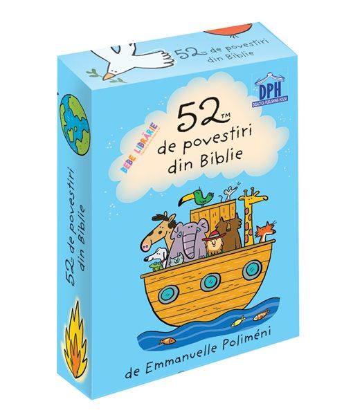 52 de povestiri idn Biblie