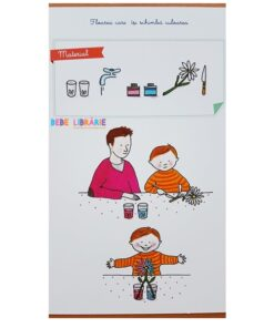 Experimente stiintifice cu Montessori. Casetele Montessori