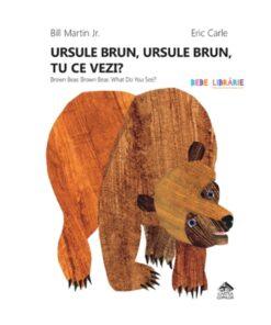 Ursule brun, ursule brun, tu ce vezi
