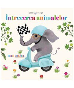Intrecerea animalelor. Bebe invata
