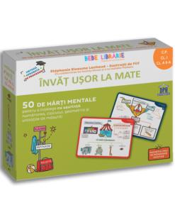 INVAT USOR LA MATE - 50 DE HARTI MENTALE