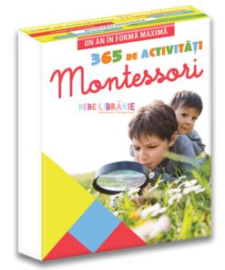 365 de activitati Montessori. Un an in forma maxima.