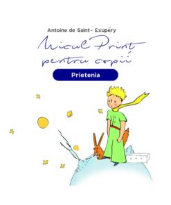 Micul Print pentru copii -Prietenia. Editie cartonata