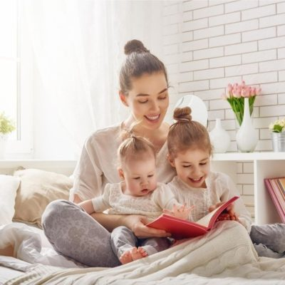 De ce sa-i citesti bebelusului