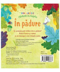In padure - clapete (Usborne)