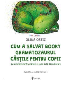 Cum a salvat Booky Gramatozaurul cartile pentru copii